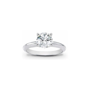 IMAGE OF 31-E108 ENGAGEMENT SOLITAIRE RING_ BRILLIANT CUT DIAMOND (2)