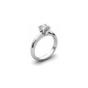 image of 31-E122 ENGAGEMENT SOLITAIRE RING_ BRILLIANT CUT DIAMOND