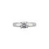 IMAGE OF 31-E209A ENGAGEMENT SOLITAIRE RING_ BRILLIANT CUT DIAMOND