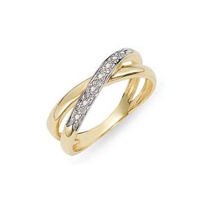 image of 71-F200 PROMISE RINGS_MODERN AND STYLISH DIAMOND PROMISE RING