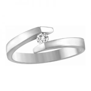 Image of AD056 diamond promise ring