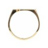image of INITIAL RINGS_ IDEAL FOR YOUNGE GIRLS OR BOYS_RM-283_3.36g in 14kt_5.4mm wide_solid under