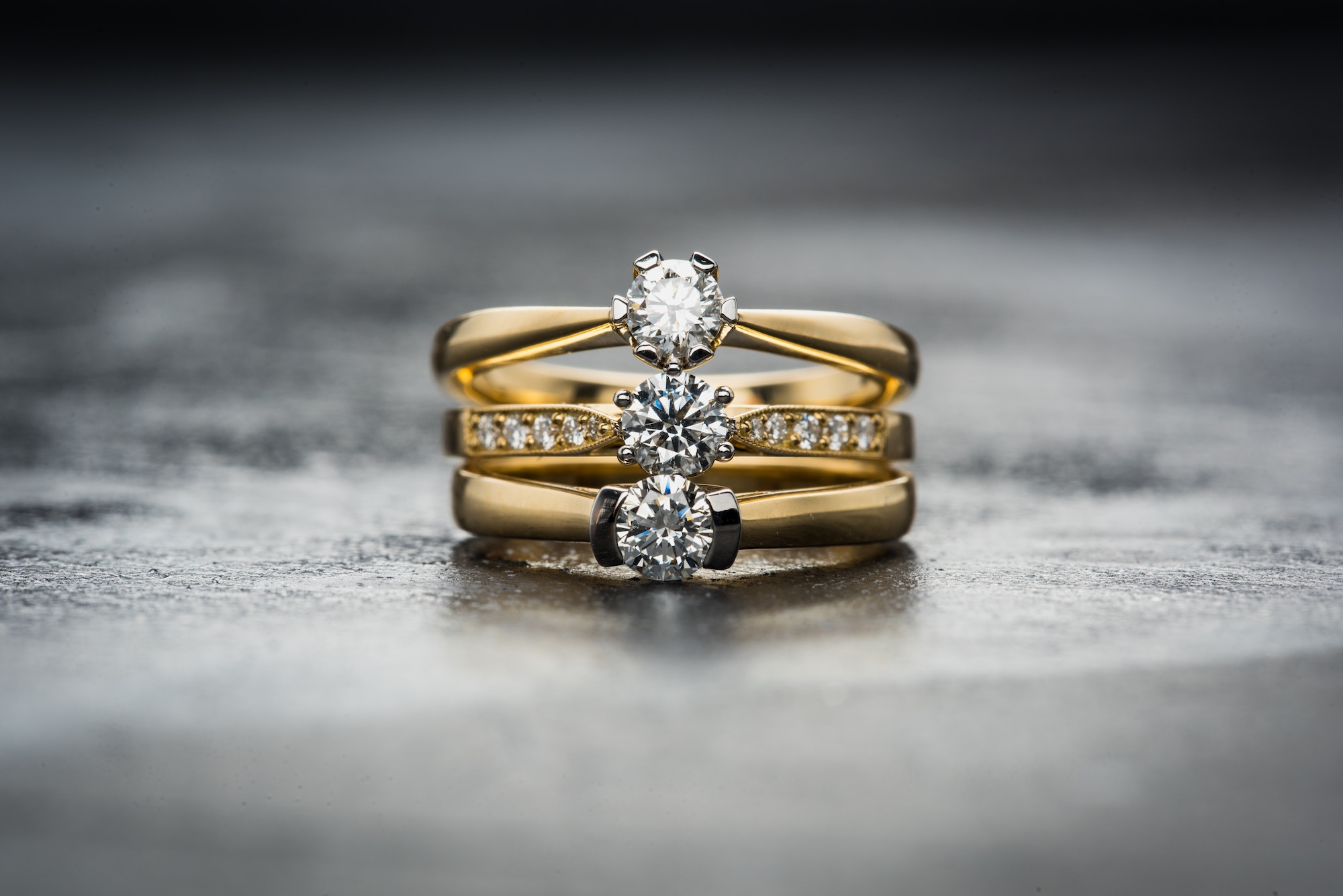 image of Wedding Rings Bridal sets Jewellery Rings - Our Offering
