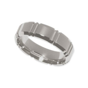 image of 21-W931 WEDDING BANDS_WHITE GOLD SPECIAL DESIGN