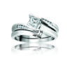 IMAGE OF 31-B177 Estimable ENGAGEMENT RINGS_CLASSIC MODERN FASHIONABLE BRIDAL RING