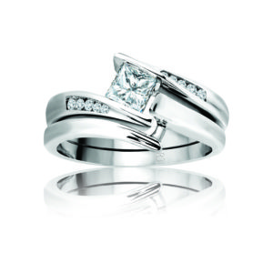 31-B177 Estimable ENGAGEMENT RINGS_CLASSIC MODERN FASHIONABLE BRIDAL RING