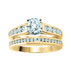 31-B181 Impassioned ENGAGEMENT RINGS_CLASSIC MODERN FASHIONABLE BRIDAL RING