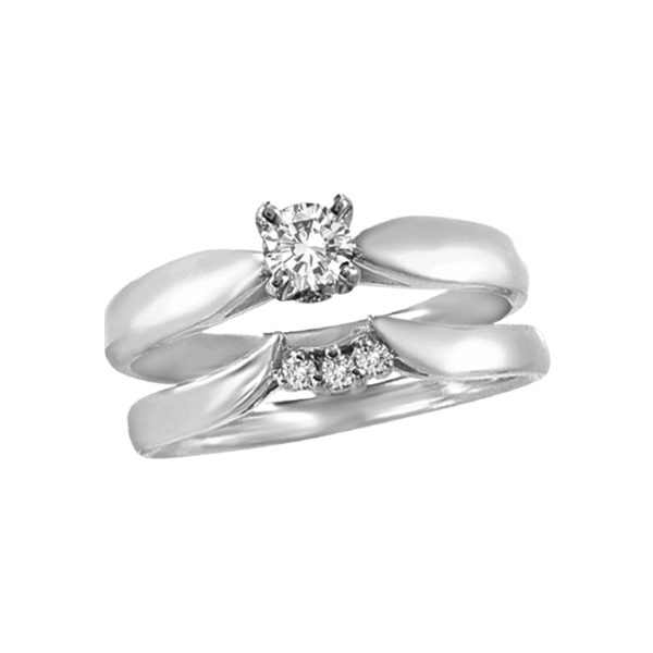 IMAGE OF 31-B199 ENGAGEMENT RINGS_BRIDAL SETS WITH MATCHING BAND