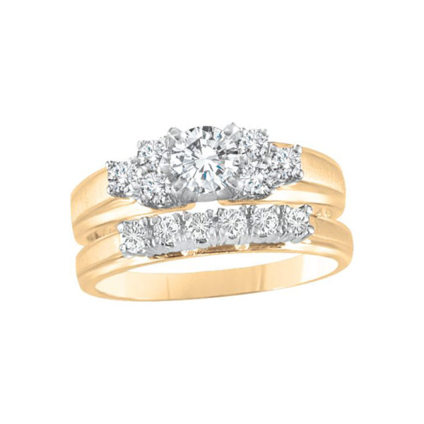 IMAGE OF 31-B202 ENGAGEMENT RINGS_BRIDAL SETS WITH MATCHING BAND