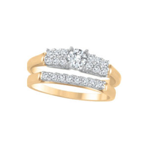IMAGE OF 31-B203 ENGAGEMENT RINGS_BRIDAL SETS WITH MATCHING BAND