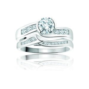 IMAGE OF 31-B205 ENGAGEMENT RINGS_BRIDAL SETS WITH MATCHING BAND _