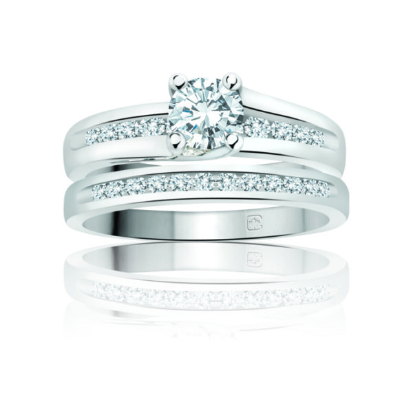 IMAGE OF 31-B206 ENGAGEMENT RINGS_BRIDAL SETS WITH MATCHING BAND