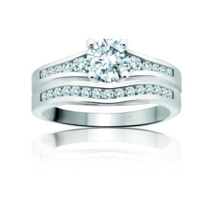 31-B210 ENGAGEMENT RINGS_BRIDAL SETS WITH MATCHING BAND