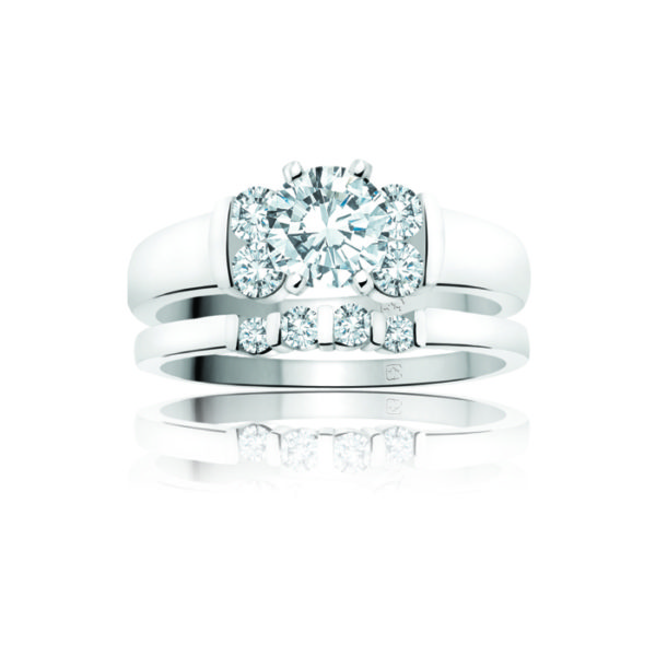 IMAGE OF 31-B211 ENGAGEMENT RINGS_BRIDAL SETS WITH MATCHING BAND
