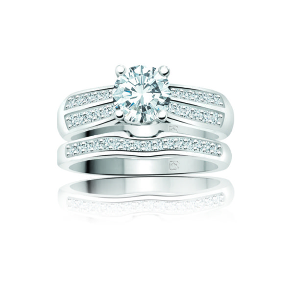 IMAGE OF 31-B213 ENGAGEMENT RINGS_BRIDAL SETS WITH MATCHING BAND