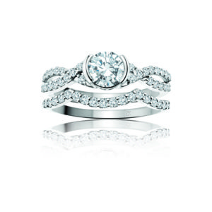 31-B215 ENGAGEMENT RINGS_BRIDAL SETS WITH MATCHING BAND