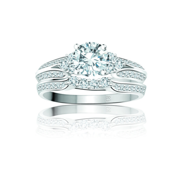 IMAGE OF 31-B216 ENGAGEMENT RINGS_BRIDAL SETS WITH MATCHING BAND
