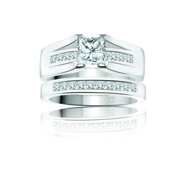 IMAGE OF 31-B217 ENGAGEMENT RINGS_BRIDAL SETS WITH MATCHING BAND