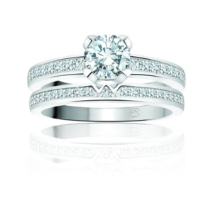 31-B236 ENGAGEMENT RINGS_BRIDAL SETS WITH MATCHING BAND
