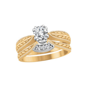 IMAGE OF 31-B249 ENGAGEMENT RINGS_BRIDAL SETS WITH MATCHING BAND