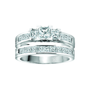 IMAGE OF 31-B250A ENGAGEMENT RINGS_BRIDAL SETS WITH MATCHING BAND _Classic