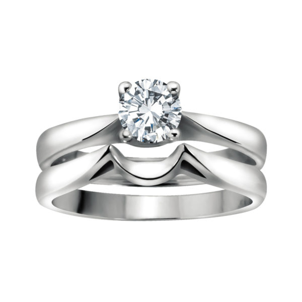 image of 31-B252 ENGAGEMENT RINGS_BRIDAL SETS WITH MATCHING BAND