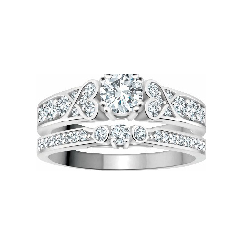 IMAGE OF 31-B260 ENGAGEMENT RINGS_BRIDAL SETS WITH MATCHING BAND