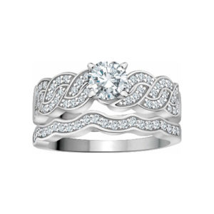 IMAGE OF 31-B262 ENGAGEMENT RINGS_BRIDAL SETS WITH MATCHING BAND