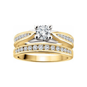 IMAGE OF 31-B263 ENGAGEMENT RINGS_BRIDAL SETS WITH MATCHING BAND