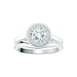 IMAGE OF 31-B267 ENGAGEMENT RINGS_BRIDAL SETS WITH MATCHING BAND