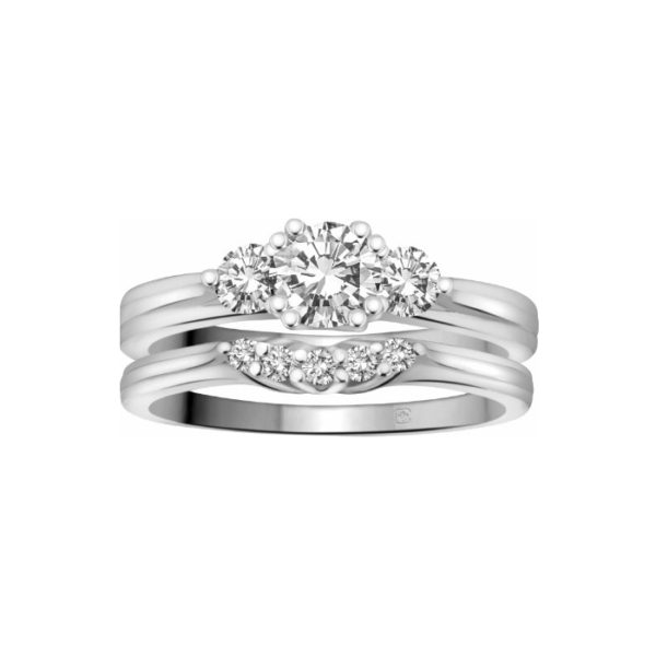 IMAGE OF 31-B269 ENGAGEMENT RINGS_BRIDAL SETS WITH MATCHING BAND