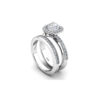 image of 31-B279 ENGAGEMENT RINGS_BRIDAL SETS WITH MATCHING BAND HALO STYLE