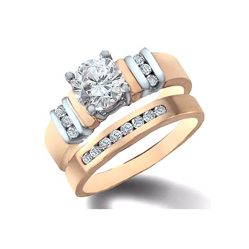 IMAGE OF 31-B283 ENGAGEMENT RINGS_BRIDAL SETS WITH MATCHING BANDS