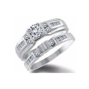 31-B292 ENGAGEMENT RINGS_BRIDAL SETS WITH MATCHING BANDS