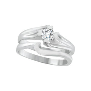 31-B294 ENGAGEMENT RINGS_BRIDAL SETS WITH MATCHING BANDS