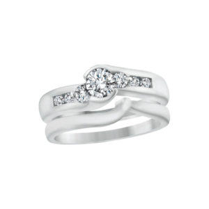 IMAGE OF 31-B295 ENGAGEMENT RINGS_BRIDAL SETS WITH MATCHING BANDS