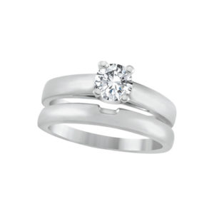 31-B296 ENGAGEMENT RINGS_BRIDAL SETS WITH MATCHING BANDS
