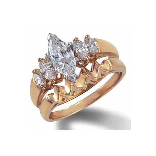 IMAGE OF 31-B301 ENGAGEMENT RINGS_BRIDAL SETS WITH MATCHING BANDS