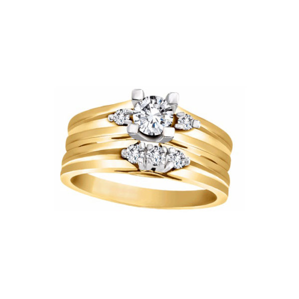 31-B303 ENGAGEMENT RINGS_BRIDAL SETS WITH MATCHING BANDS