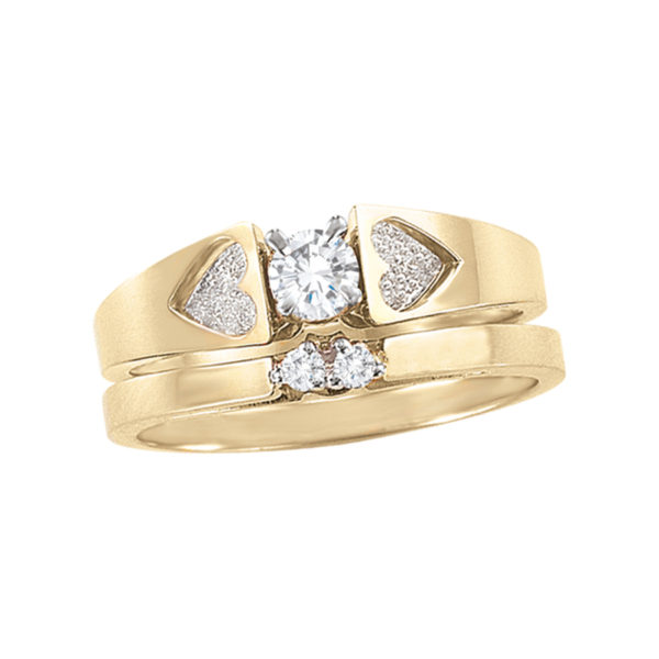 IMAGE OF31-B305 ENGAGEMENT RINGS_BRIDAL SETS WITH MATCHING BANDS