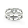 IMAGE OF 31-B316 A PROMISE RINGS_AFFORDABLE BRIDAL SET