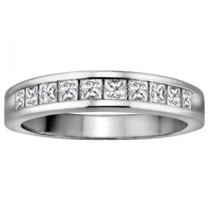 image of 33-515 WEDDING RING_CHANNEL SET DIAMOND BAND