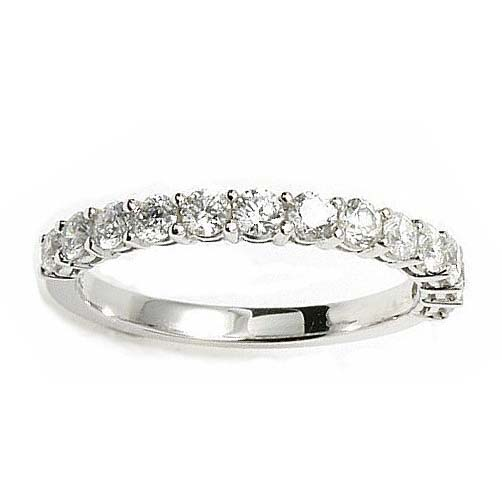 image of 33-521 WEDDING RING_DIAMOND SET RING IDEAL FOR ANNIVERSARY OR AS BAND_21-HG191