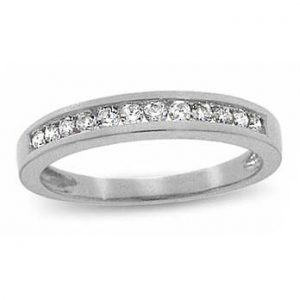 image of 33-522 WEDDING RING_DIAMOND SET RING IDEAL FOR ANNIVERSARY OR AS BAND_21-HG3381
