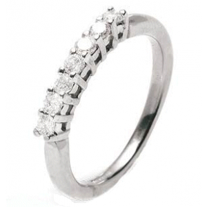 image of 33-541 WEDDING RING_DIAMOND SET RING IDEAL FOR ANNIVERSARY OR AS BAND