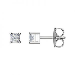 Picture for theEarrings Princess Cut Diamond Category