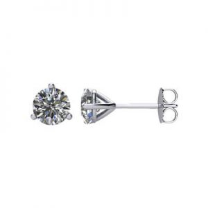 Image of Gift Ideas Anniversary Diamond Earrings Gift Ideas