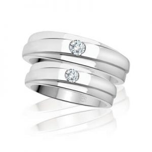Image for His and Hers Matching Round Cut Category link
