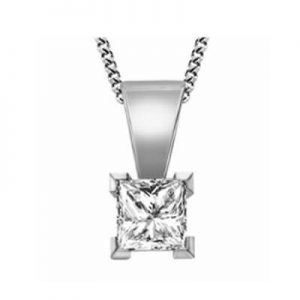 Image for Necklaces and pendants princess cut category