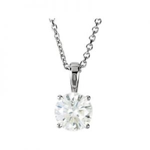 Image for Necklaces and Pendants Round Cut Category